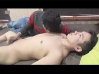 【ゲイ動画】時間を止めることができるストップウォッチを手に入れた男が好きな男を犯しまくる!